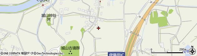 大分県中津市伊藤田1148周辺の地図