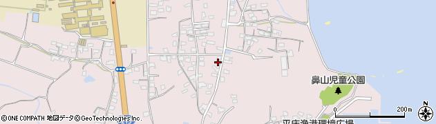 大分県国東市国東町鶴川1150周辺の地図