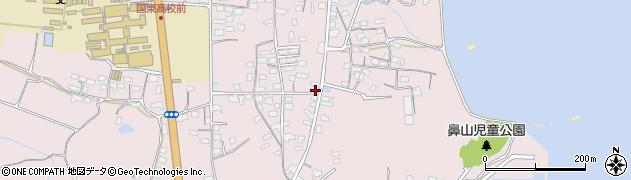 大分県国東市国東町鶴川1519周辺の地図