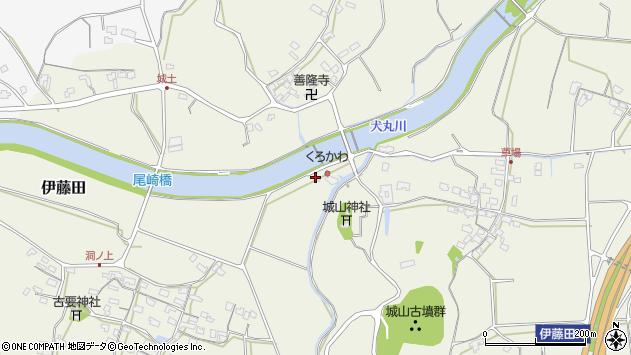 大分県中津市伊藤田983周辺の地図