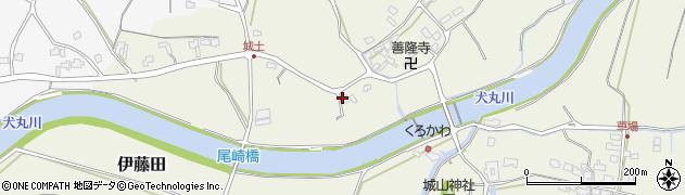 大分県中津市伊藤田3591周辺の地図