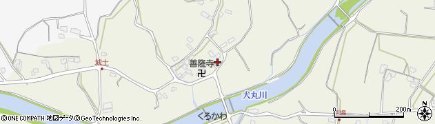 大分県中津市伊藤田3447周辺の地図