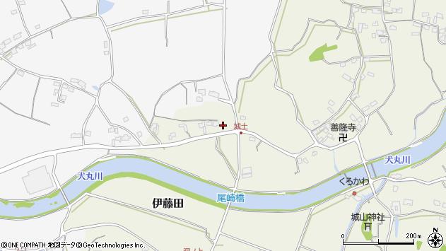 大分県中津市伊藤田3560周辺の地図