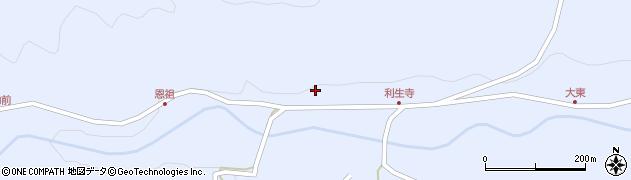 大分県国東市国東町赤松858周辺の地図