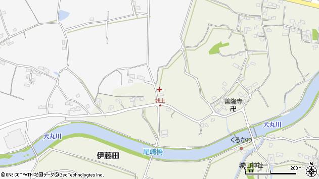 大分県中津市伊藤田3565周辺の地図