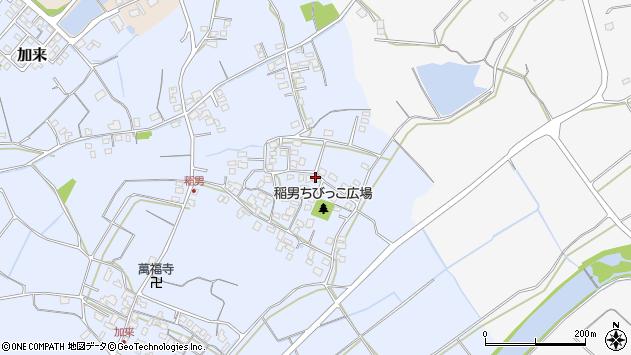 大分県中津市加来295周辺の地図