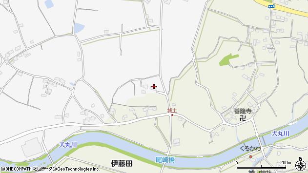 大分県中津市伊藤田1590周辺の地図