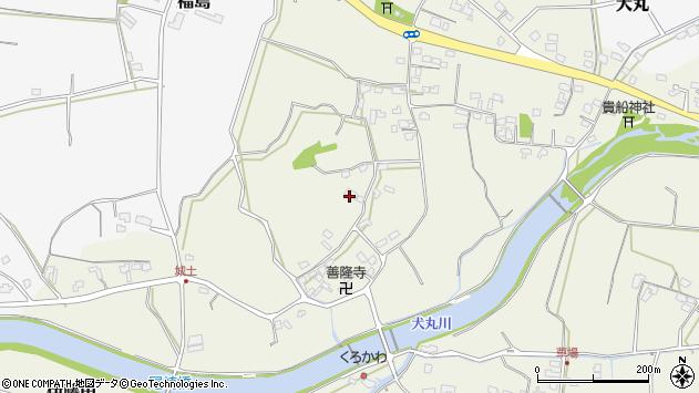 大分県中津市伊藤田3478周辺の地図
