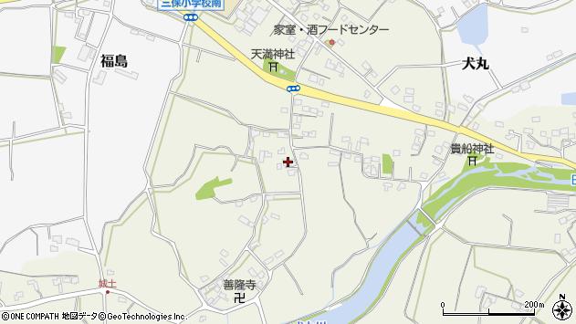 大分県中津市伊藤田3250周辺の地図