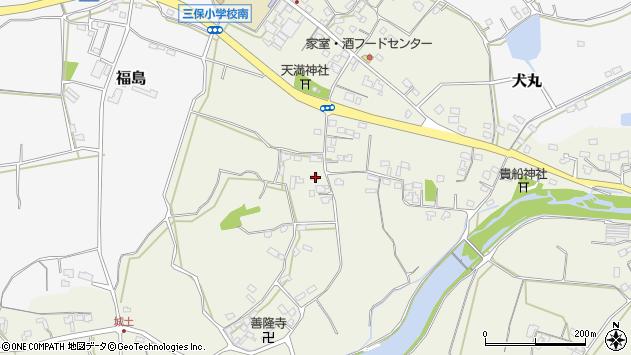 大分県中津市伊藤田3248周辺の地図