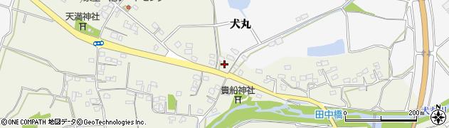 大分県中津市伊藤田2688周辺の地図
