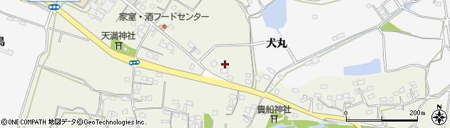 大分県中津市伊藤田2734周辺の地図