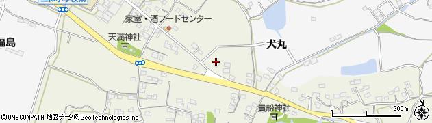 大分県中津市伊藤田2723周辺の地図
