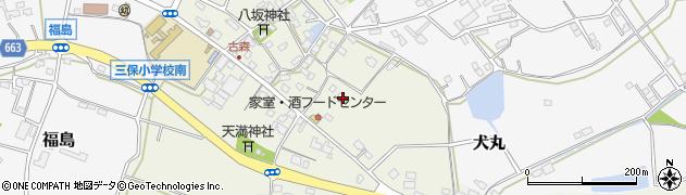 大分県中津市伊藤田2824周辺の地図
