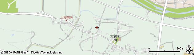 大分県国東市国東町安国寺1326周辺の地図