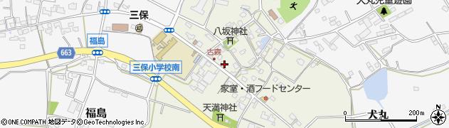 大分県中津市伊藤田3141周辺の地図