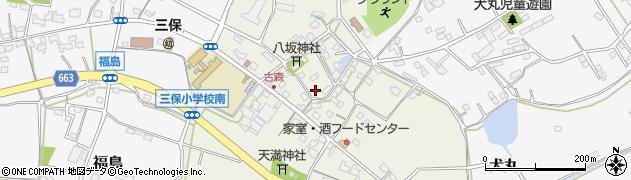 大分県中津市伊藤田3135周辺の地図