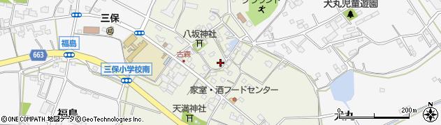 大分県中津市伊藤田3123周辺の地図