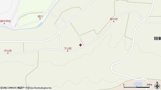 大分県国東市国東町原1935周辺の地図