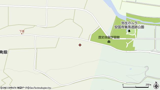 大分県国東市国東町原3006周辺の地図