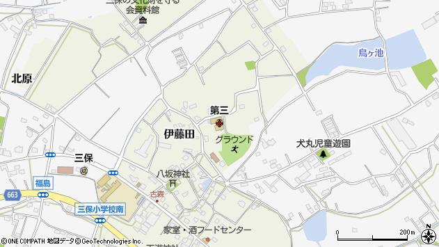 大分県中津市伊藤田2941周辺の地図