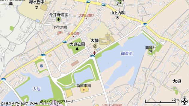 大分県中津市大貞209周辺の地図