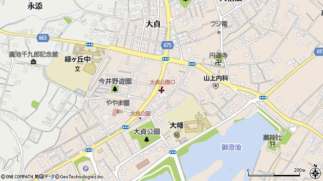 大分県中津市大貞274周辺の地図