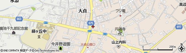 大分県中津市大貞338周辺の地図