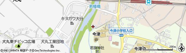 大分県中津市今津798周辺の地図