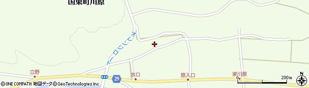 大分県国東市国東町川原1233周辺の地図