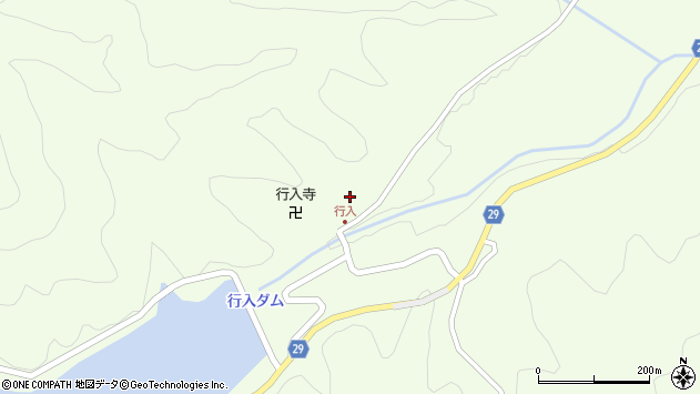 大分県国東市国東町横手4683周辺の地図