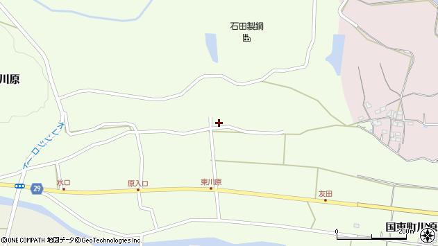 大分県国東市国東町川原1163周辺の地図