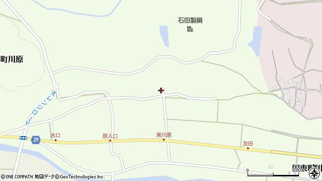 大分県国東市国東町川原1167周辺の地図