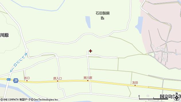 大分県国東市国東町川原1162周辺の地図