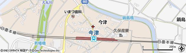 大分県中津市今津1011周辺の地図