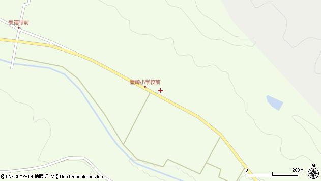 大分県国東市国東町横手443周辺の地図