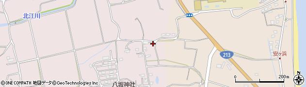 大分県国東市国東町北江1084周辺の地図