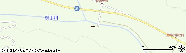 大分県国東市国東町横手1484周辺の地図