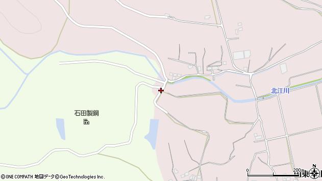 大分県国東市国東町北江1716周辺の地図