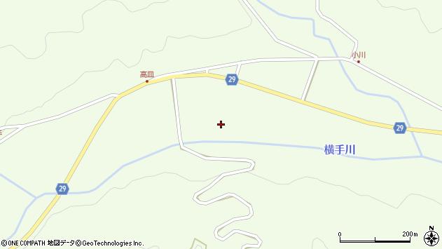 大分県国東市国東町横手3490周辺の地図