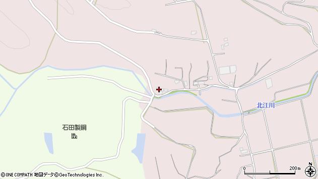 大分県国東市国東町北江1718周辺の地図