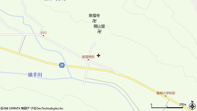 大分県国東市国東町横手1846周辺の地図
