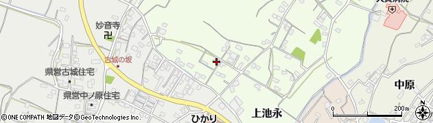 大分県中津市上池永546周辺の地図