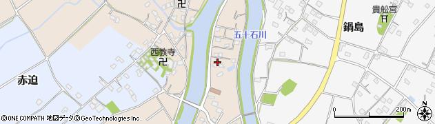 大分県中津市今津1146周辺の地図