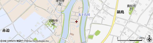 大分県中津市今津1141周辺の地図