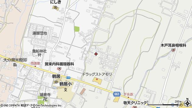 大分県中津市相原3767周辺の地図