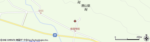 大分県国東市国東町横手1862周辺の地図