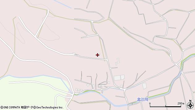 大分県国東市国東町北江1770周辺の地図