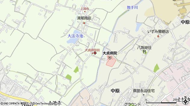 大分県中津市上池永19周辺の地図