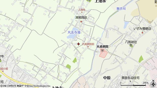 大分県中津市上池永165周辺の地図